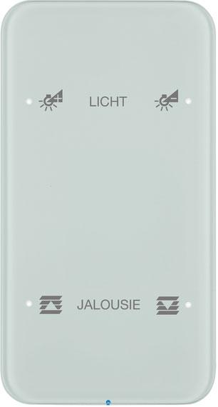 BERKER 75142160 Touch-Sensor 2fach Komfort konfiguriert