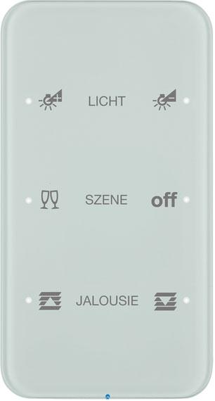 BERKER 75143160 Touch-Sensor 3fach Komfort konfiguriert
