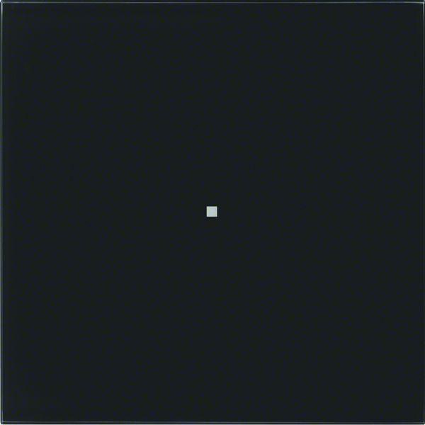 berker 75161592 b iq tastsensor 1fach komfort glas schwarz online kaufen im voltus elektro shop. Black Bedroom Furniture Sets. Home Design Ideas