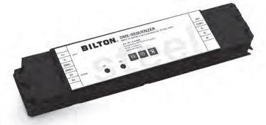 BILTON S-24804  Steel DMX adr. 4-Kanal Steuerung DMX Sequenzer