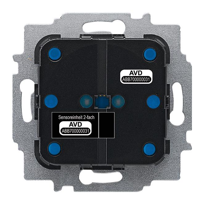 BUSCH-JAEGER 6221/2.0-WL Sensoreinheit 2-fach Wireless für Busch-free@home