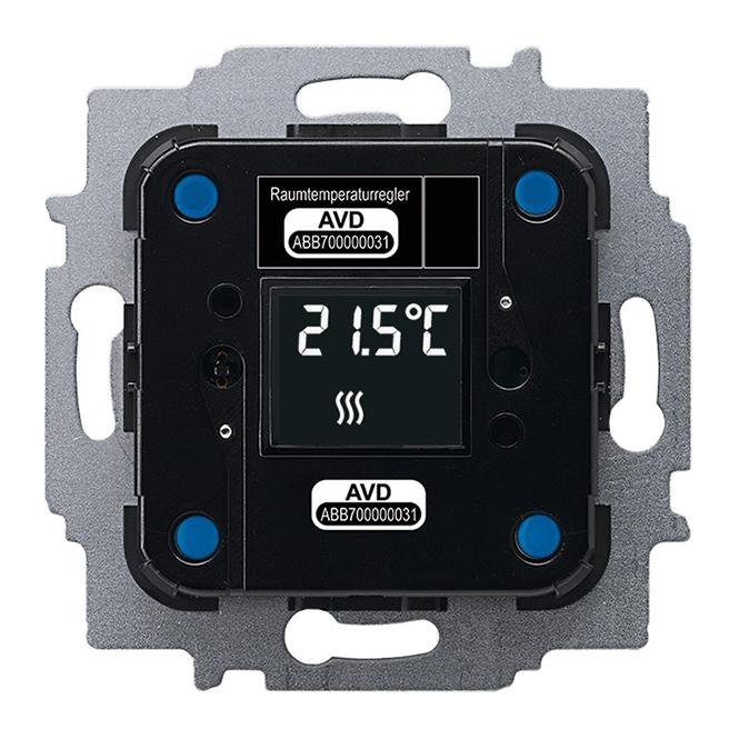 BUSCH-JAEGER 6224/2.1-WL Raumtemperaturregler/Heizungsaktor