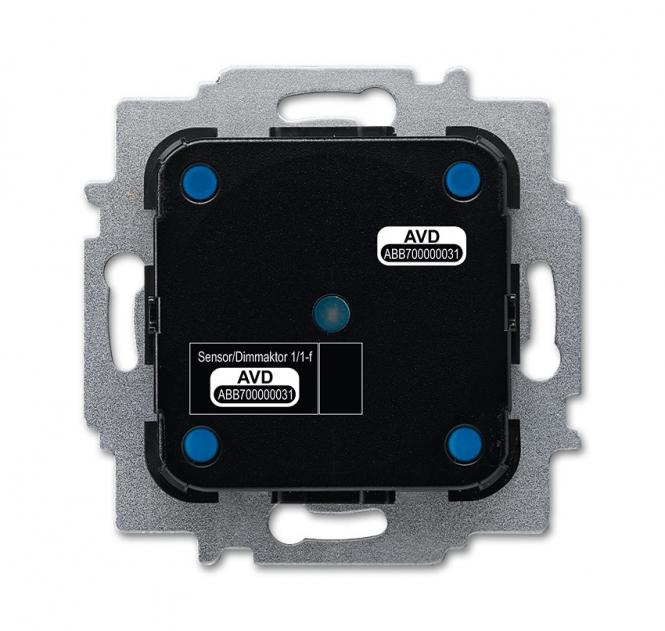 BUSCH-JAEGER 6212/1.1-WL Sensor/ Dimmaktor 1/1-fach Wireless