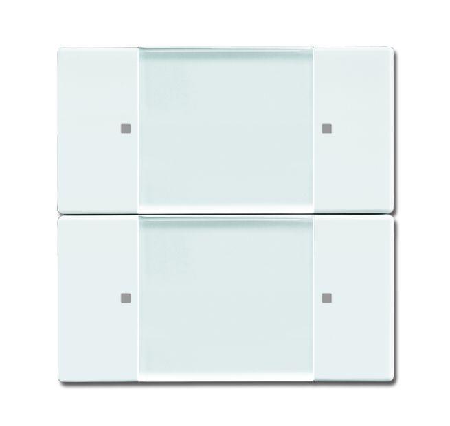 busch jaeger 6736 01 84 wandsender zigbee light link 2. Black Bedroom Furniture Sets. Home Design Ideas
