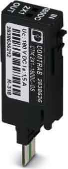 PHOENIX 2838636 CTM 2X1-180DC-GS Überspannungsschutzstecker