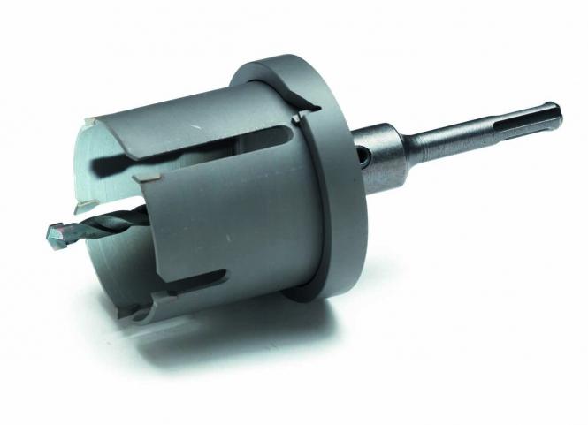 cimco 207740 hartmetall lochs ge 68mm durchmesser mit randvers mit aufnahmeschaft 13 mm. Black Bedroom Furniture Sets. Home Design Ideas