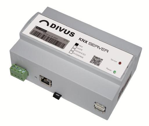 DIVUS KNX H-Server  HOME