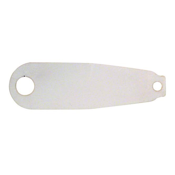 ELCOM AVZ-SRN REH014Y Ruftaster- und Namensschild-Schlüssel
