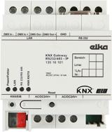 INSTA ELKA 135 16 101 RS232/485-IP KNX Gateway K-RS232/485GW.01