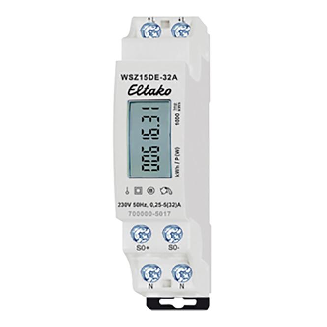 ELTAKO 28032615 WSZ15DE-32A Wechselstromzähler ungeeicht