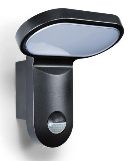 esylux aol200led 5k led leuchte mit bewegungsmelder schwarz online kaufen im voltus elektro shop. Black Bedroom Furniture Sets. Home Design Ideas