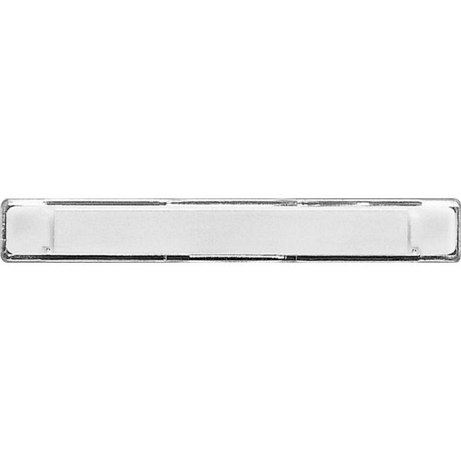 GIRA 001400 Beschriftungsschild mit neutraler Folie