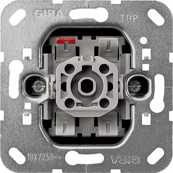 Gira 015600 Wipptaster Einsatz Wechsler 1polig
