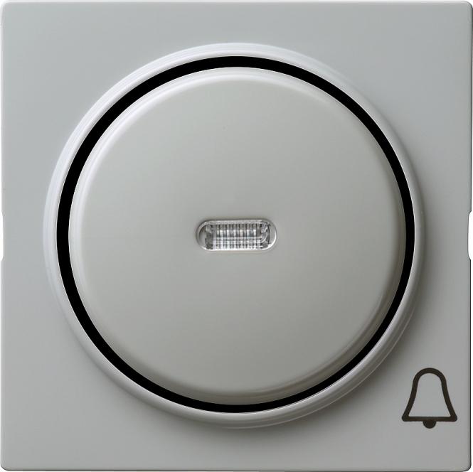 gira 028642 abdeckung f r schalter und taster grau online kaufen im voltus elektro shop. Black Bedroom Furniture Sets. Home Design Ideas