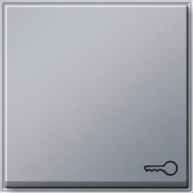 GIRA 028765 Wippe mit Symbol -Tür- Alu