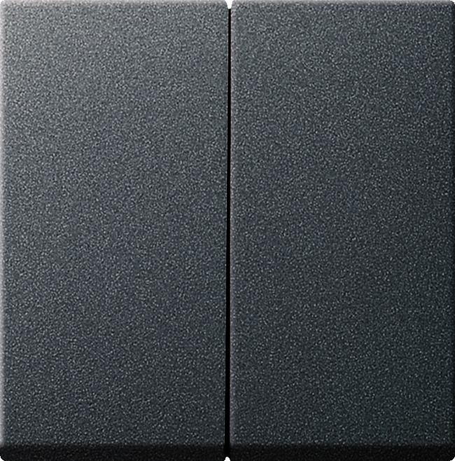 gira 029528 serienwippe anthrazit online kaufen im voltus. Black Bedroom Furniture Sets. Home Design Ideas