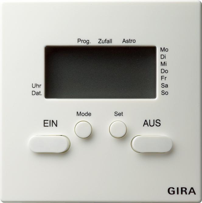 gira elektronische jalousiesteuerung 2 gira 130928 aufsatz elektronische jalousiesteuerung 2. Black Bedroom Furniture Sets. Home Design Ideas