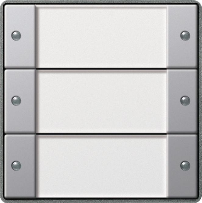 gira 1013203 tastsensor 2 3fach online kaufen im voltus elektro shop. Black Bedroom Furniture Sets. Home Design Ideas