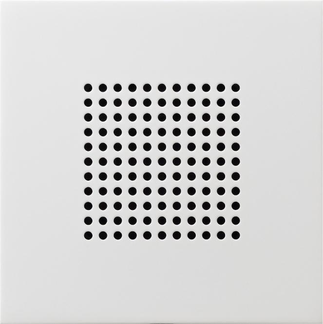 GIRA 2282112 Lautsprecher Unterputz-Radio RDS