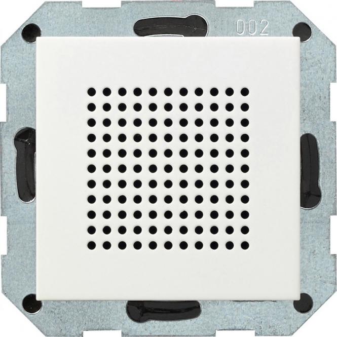 GIRA 228227 Lautsprecher Unterputz-Radio RDS Reinweiß seidenmatt