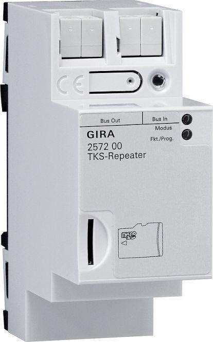 GIRA 257200 TKS-Repeater REG