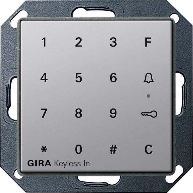 GIRA 2605203 Keyless In Codetastatur