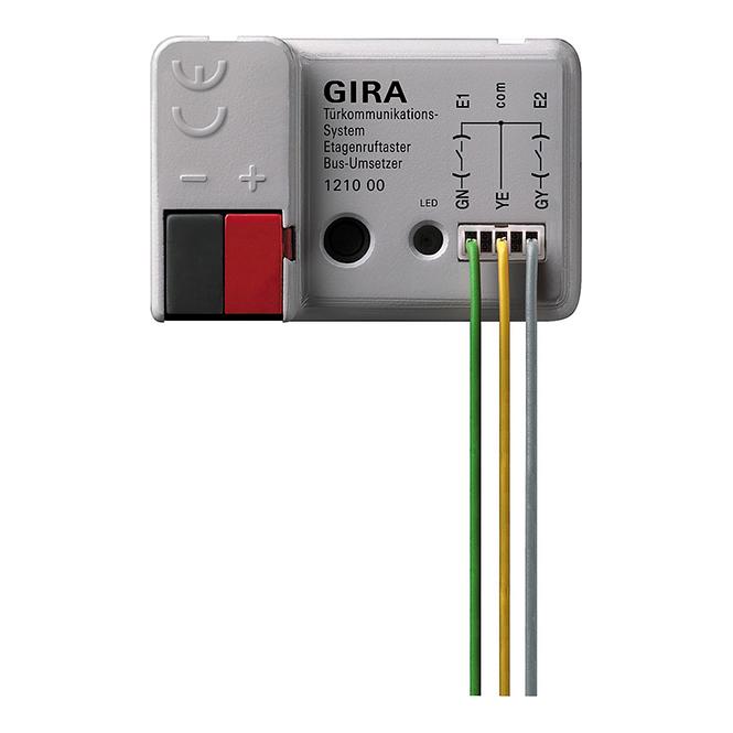 GIRA 121000 Tasterschnittstelle 2fach