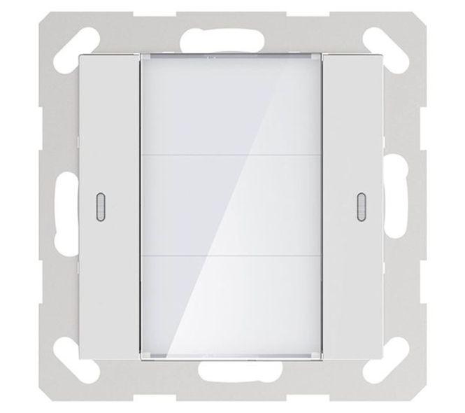 GVS CHPLE-02/02.1.00 Tastsensor ADVANCE+ RGB-Statusanzeige Matt 1-fach