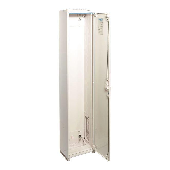 HAGER ZB51S Zählerschrank universZ IP44 SKII 108 PLE Höhe=1400mm BxT: 300x205mm