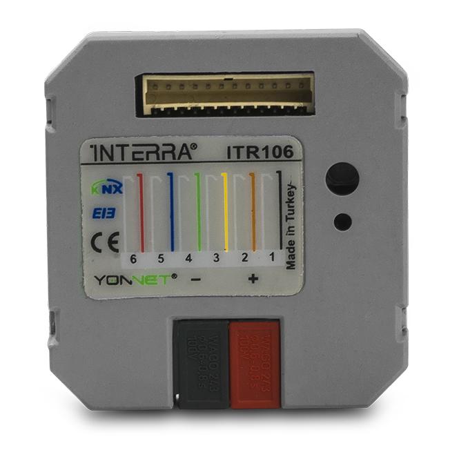 INTERRA ITR106 Tasterschnittstelle  / Tasterinterface 6-fach