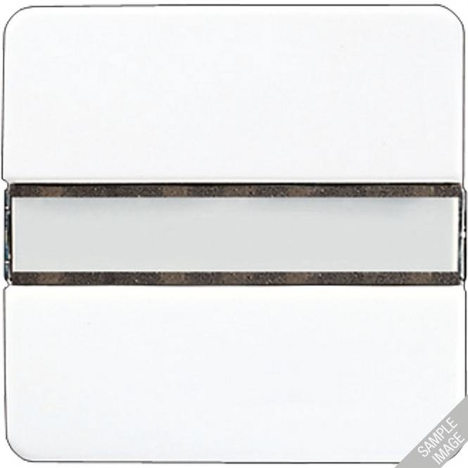 jung 2071 nabs knx tastensensor 1 fach standard f r. Black Bedroom Furniture Sets. Home Design Ideas