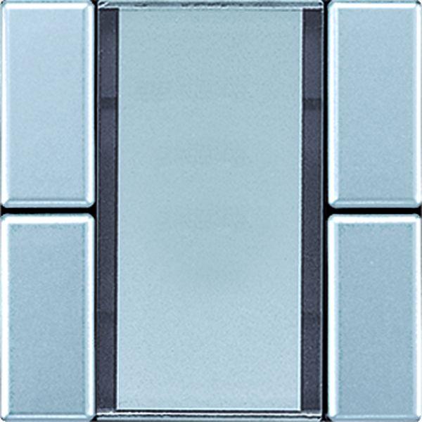 jung al2072nabs knx tastsensor 2fach aluminium online kaufen im voltus elektro shop. Black Bedroom Furniture Sets. Home Design Ideas