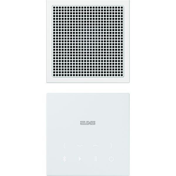 jung btcls918ww bluetooth connect set mono alpinwei. Black Bedroom Furniture Sets. Home Design Ideas