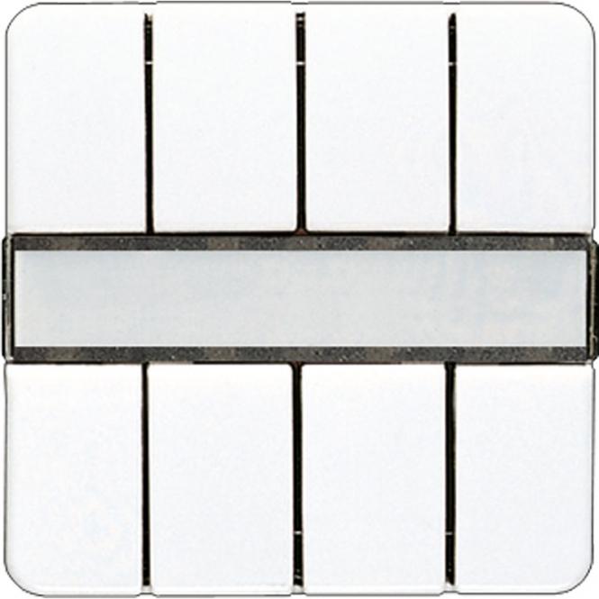 jung cd 2074 nabs ww knx tasensensor 4 fach standard f r. Black Bedroom Furniture Sets. Home Design Ideas