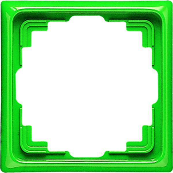 JUNG CD582KGN Rahmen für Kabel-Kanal-Installation