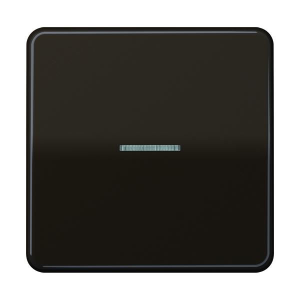 jung fm cd br enet kurzhubtaste mit funkempf nger. Black Bedroom Furniture Sets. Home Design Ideas