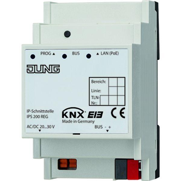 JUNG IPS 200 REG KNX IP-Schnittstelle 3 TE