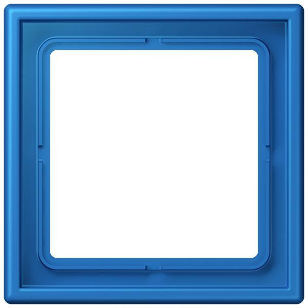 JUNG LC98132030 Rahmen 1fach bleu céruléen 31