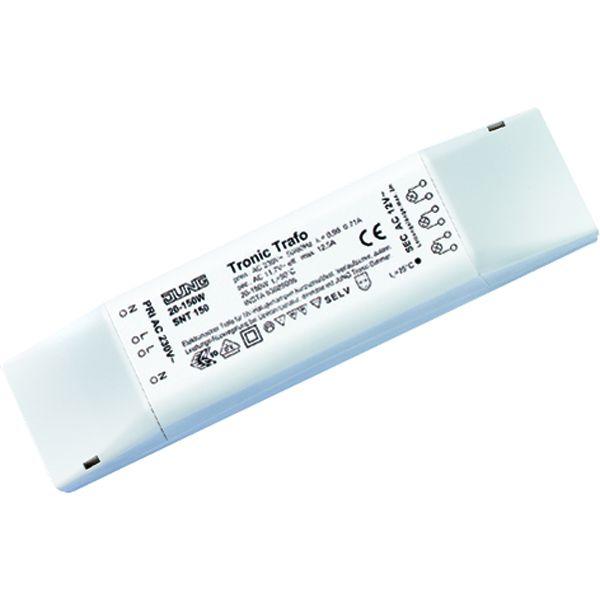 JUNG SNT 150 Tronic-Trafo 20-150W für NV-Halogenlampen