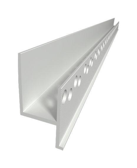 led profilelement adp ku 09 aufdoppelungsprofil aus kunststoff online kaufen im voltus. Black Bedroom Furniture Sets. Home Design Ideas