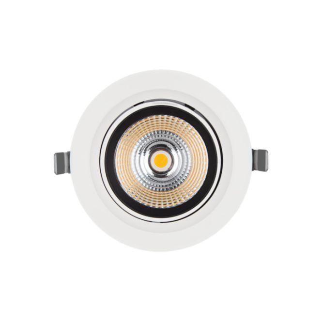 LEDVANCE SP VARIO DN170 35W/3000K 24DEG WT Spot Vario 3350lm 24° IP20 3000K warmweiß
