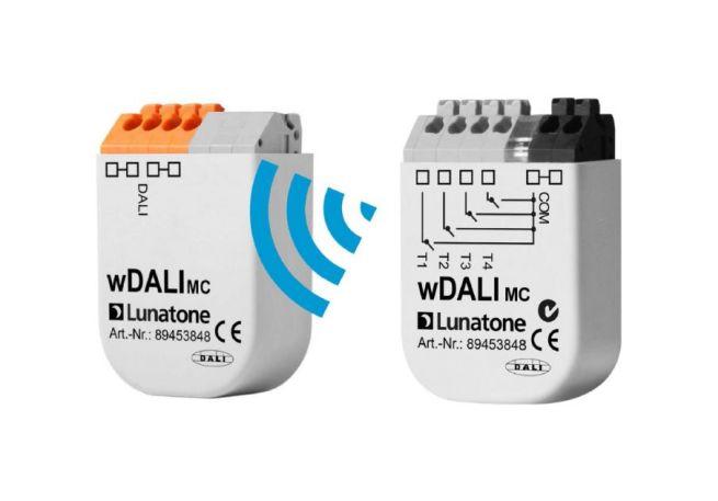 LUNATONE 89453848+T wDali MC + Transceiver