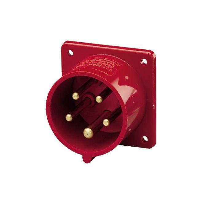 MENNEKES 1408 Anbaugerätestecker 400V 50-60Hz IP44