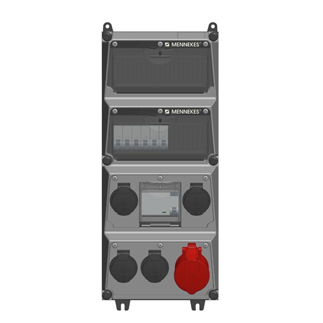 MENNEKES AMAXX EVO-Edition Steckdosen-Kombination IP44