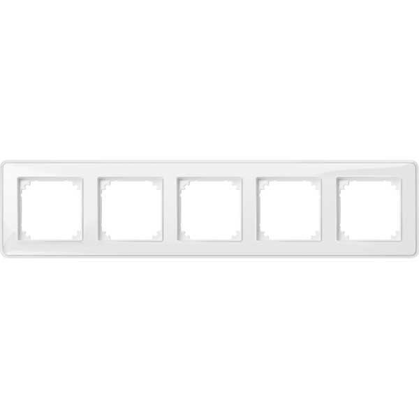 MERTEN MEG4050-3500 Rahmen, 5fach