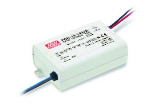 MEANWELL PCD-16-700B LED-Schaltnetzteil, 16W