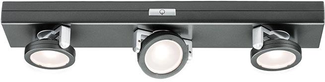 paulmann function led schrankleuchte rotate 3x0 2w anthrazit online kaufen im voltus. Black Bedroom Furniture Sets. Home Design Ideas