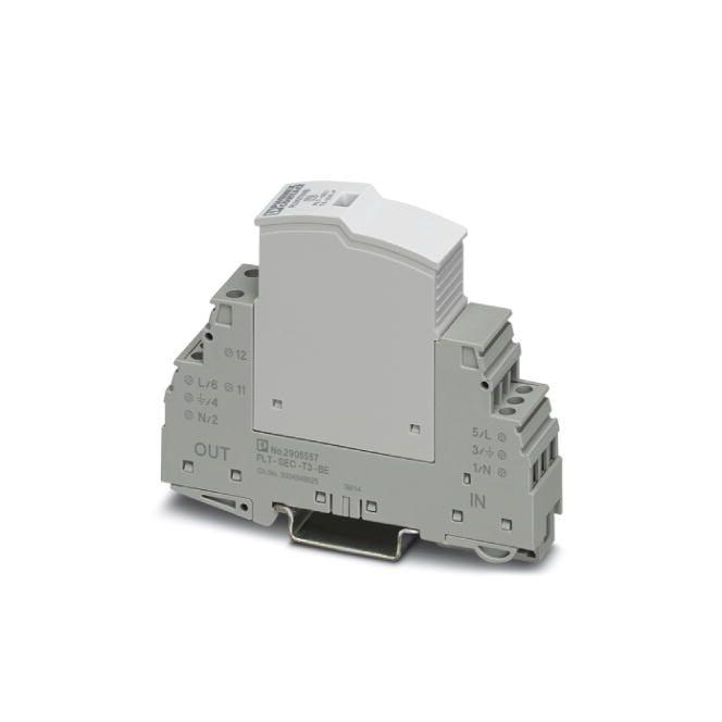 PHOENIX 2905229 PLT-SEC-T3-230-FM Überspannungsschutzgerät Typ 3 1TE