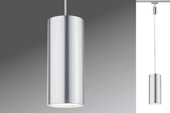 paulmann urail led pendel barrel 6w 230v einezlleuchte chrom matt online kaufen im voltus. Black Bedroom Furniture Sets. Home Design Ideas