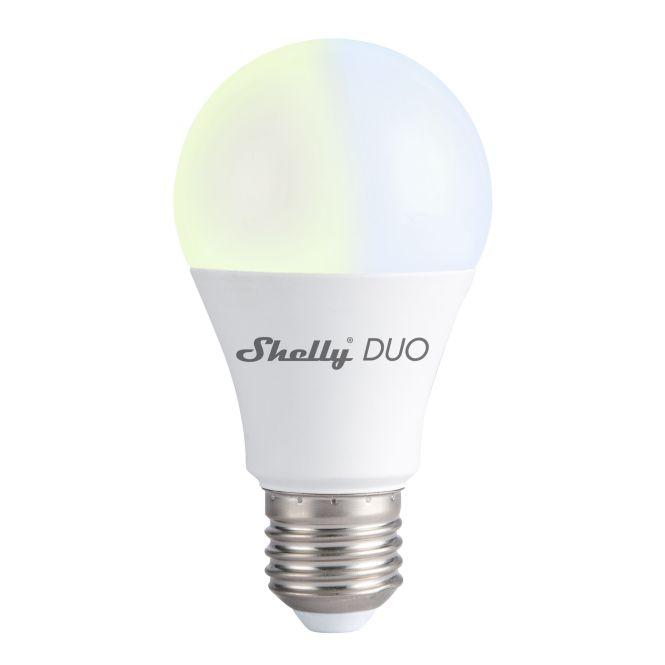 SHELLY Duo WiFi LED Leuchtmittel E27